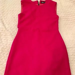 Size 0 Kate Spade Shift Dress with Zipper Back.